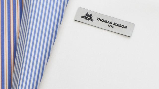 Thomas Mason   トーマスメイソン